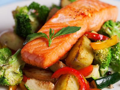 grilled-salmon-and-vegetables